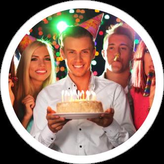 Geburtstag Events DJ's